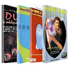 4 DVD + 1 CD musical