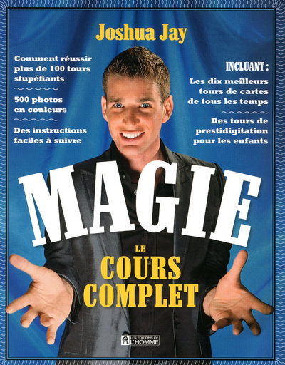 Joshua Jay - Magie le cours complet magie