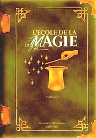DVD école de la magie Volume 2 - Duvivier