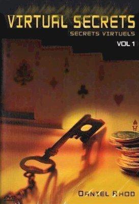 dvd magie Daniel Rhod Virtual Sercrets